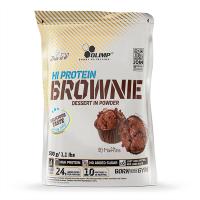 Hi Protein Brownie de 500g del fabricante Olimp Sport (Postres Bajos en Calorias)
