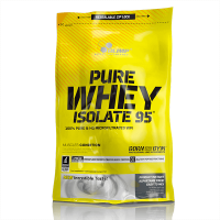 Pure Whey Isolate 95 de 1,8kg del fabricante Olimp Sport (Proteína de Aislado de Suero Isolate)