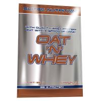 Oat & Whey de 92g del fabricante Scitec Nutrition (Sustitutos de comidas)
