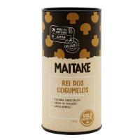 Maitake Orgánico envase de 100g del fabricante GoldNutrition (SuperFoods)