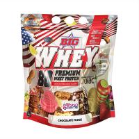 Big Whey de 1kg de la marca BIG (Proteina de Suero Whey)