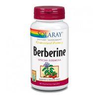 Berberine - 60 Cápsulas Vegetales