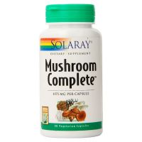 Mushroom complete - 60 vegetarian capsules