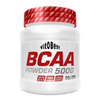BCAA 5000 envase de con sabores de VitoBest (BCAA Ramificados)