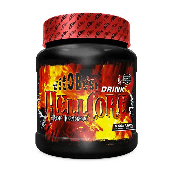 HellCore Drink - 300g [Vitobest]