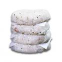 Bandeja de 4 hamburguesas de merluza