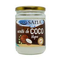 Aceite de Coco Virgen Bio de 500 ml del fabricante EcoSana (Aceites Vegetales)