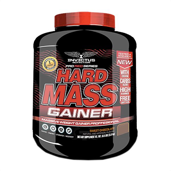 Hard Mass Gainer - 3kg [Invictus Nutrtion]