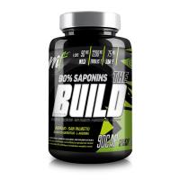 The Build de 90 cápsulas de la marca Menú Fitness (Complejos Testosterona)