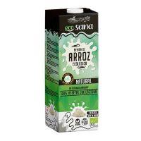 Bebida de Arroz Bio envase de 1 l de EcoSana (Bebidas Vegetales)