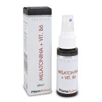 Melatonina + B6 envase de 50 ml del fabricante Prisma Natural (Mejora del sueño)