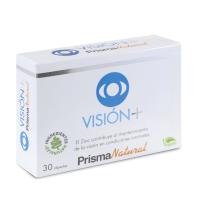 Visión plus envase de 30 cápsulas del fabricante Prisma Natural (Cuida tus Ojos)