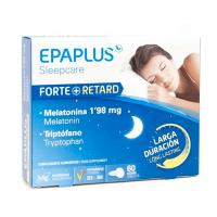 Melatonina y Triptófano envase de larga duración de Epaplus (Mejora del sueño)