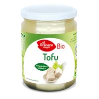 Tofu en Conserva Bio de 440g de la marca El Granero Integral (Comida preparada)
