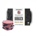 Bandeja de 5 Hamburguesas Especiales envase de 500g del fabricante Fitness Burger (Hamburguesas Fit)