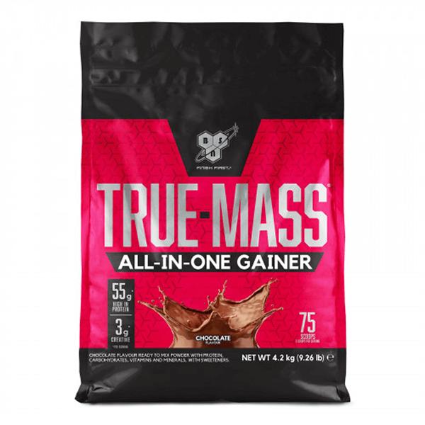 True Mass de 4,2 kg de BSN (Ganadores de Peso con proteína)