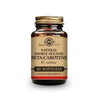 Beta-Caroteno Oceánico (7 mg) - 60 Softgels