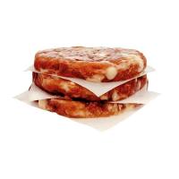 Bandeja de 5 hamburguesas 100% frescas del fabricante Diet Premium (Comida preparada)