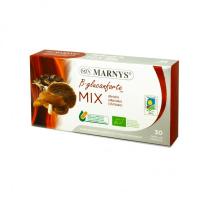 Mix envase de shitake,reishi,maitake de Marnys (Sistema Inmunológico)