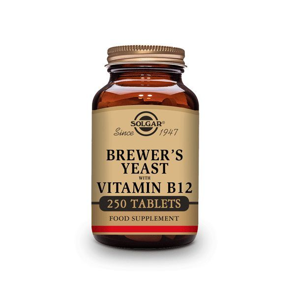 Brewer´s yeast with vitamin b12 - 250 tablets