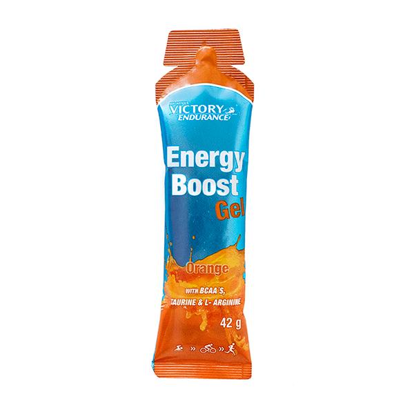 Gel Energy Boost de 42g de la marca Victory Endurance (Geles Energéticos)