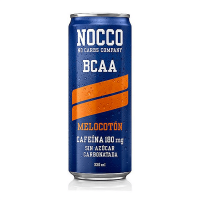 Nocco BCAA Melocotón de 330ml de la marca Nocco (BCAA Ramificados)
