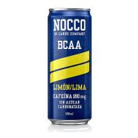 Nocco BCAA Lima-Limón - 330ml