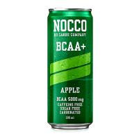 Nocco BCAA+ Manzana (Sin Cafeína) - 330ml