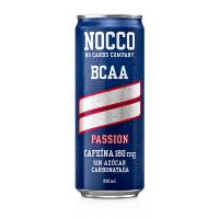 Nocco BCAA Passion envase de 330ml de la marca Nocco (BCAA Ramificados)