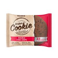Protein Cookie envase de 90g de Weider (Galletas Proteicas  Bajas en Calorias)
