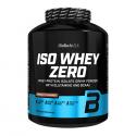 ISO Whey Zero de 2270g del fabricante Biotech USA (Proteína de Aislado de Suero Isolate)