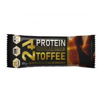 Barrita 24 Protein Bar envase de 50g del fabricante Menú Fitness (Barritas de Proteinas)