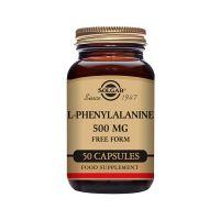 L-Fenilalanina 500mg - 50 Cápsulas