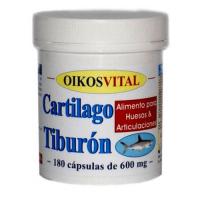 Shark cartilage 600mg - 180 capsules