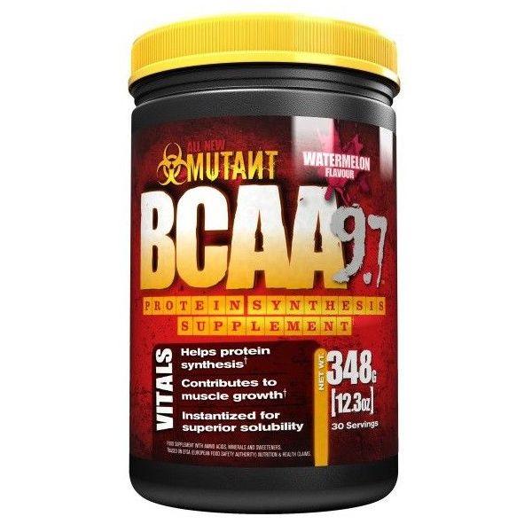 mutant bcaa 9.7   348gr