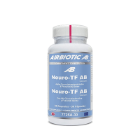 Neuro-TF AB Complex envase de 30 cápsulas del fabricante Airbiotic AB (Concentración-Memoria)