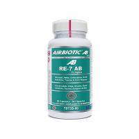 Re-7 AB Complex envase de 60 cápsulas de Airbiotic AB (Protectores Hepáticos)