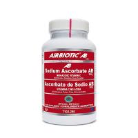 Ascorbato de Sodio AB envase de 250g de la marca Airbiotic AB (Vitamina C)