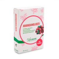 Arandanolider de 30 cápsulas de la marca NaturLíder (Sistema Inmunológico)