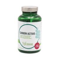 Active carbon - 90 capsules