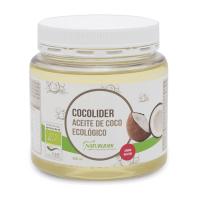 Cocolider de aceite de coco ecológico de NaturLíder (Aceites)