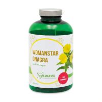 Womanstar Onagra de 400 softgels del fabricante NaturLíder (Aceite de Onagra)