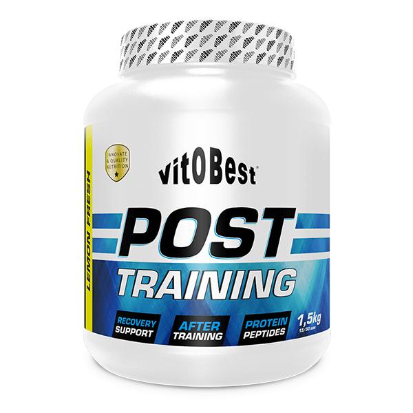Post Training de 1,5 kg de la marca VitoBest (Post-Entrenamiento)