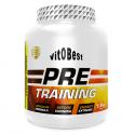 Pre Training envase de 1,5 kg del fabricante VitoBest (Pre Entrenamiento sin Estimulantes)