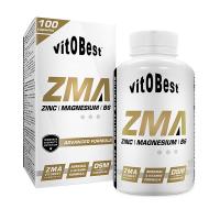 ZMA envase de 100 cápsulas del fabricante VitoBest (ZMA)