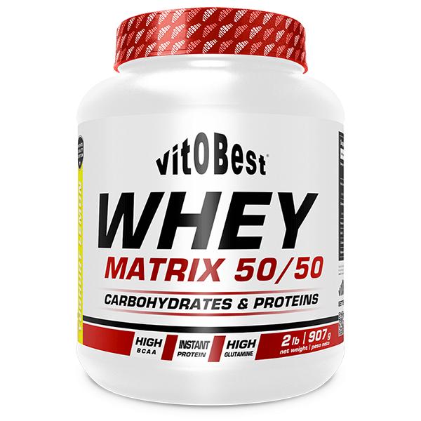 Whey Matrix 50/50 de 908 g del fabricante VitoBest (Múltiples Fuentes Proteicas)