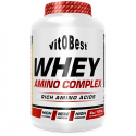 Whey Amino Complex de 1,8 kg de la marca VitoBest (Proteina de Suero Whey)