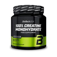 100% Creatina Monohidrato envase de 500g del fabricante Biotech USA