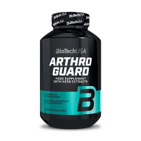 Arthro Guard envase de 120 cápsulas de Biotech USA (Formulas Mejoras Articulares)