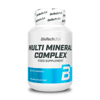 Multimineral Complex - 100 Tablets